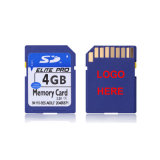 Bulk SD Card 4GB Capacidade Camera SD Card Aceite Paypal