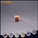 Bobine inductive d'électro-aimant fait sur commande de trapèze