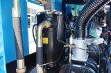 compresor de aire rotatorio portable de alta presión del tornillo del motor diesel 4wheels hecho en China