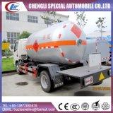 De MiniVrachtwagen van uitstekende kwaliteit van de Tanker van LPG van het Gas van het Propaan