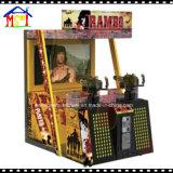 Juegos de arcada de la diversión Rambo-2 para el patio de interior