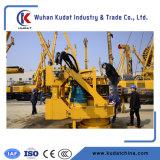 油圧モーターを搭載する回転式掘削装置
