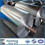換気および空気調節のためのアルミホイル(AL/PET AL/PET/AL VMPET/PET/VMPET)。