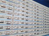 2.2mm de Dikke Tweezijdige Raad van PCB van het Aluminium met 2W/Mk Diëlektrisch