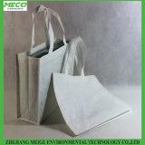 Sac à provisions de papier favorable à l'environnement, fait de papier tissé