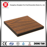 Laminado de madera del compacto del grano