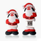Santa Claus USB Flash Drive 2016 Christmas Day Coming