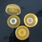 Do ouro mal ventilado do cuidado de pele da bomba dos cosméticos frasco acrílico para a venda