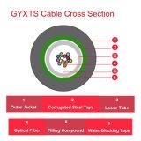 De centrale Losse Openlucht Optische Kabel van de Buis - Gyxts (Type van Draden niet van het Staal het Gepantserde)