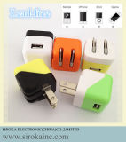 Hot Selling Folding AC Plug Universal Travel Wall Charger