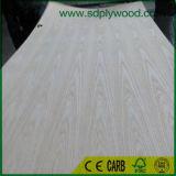 La teca/chapas de madera de roble se enfrentan para muebles de madera contrachapada de lujo