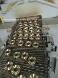 De ononderbroken Verhardende Oven van de Riem van het Netwerk voor de Steelband van de Lente