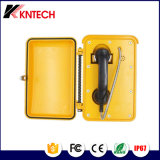 Selbstvorwahlknopf-Telefon-Emergency Hörer Phone Beiliegende Dringlichkeit Phone Knsp-03