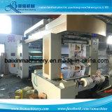 Sechs Farben-flexographische Drucken-Maschine
