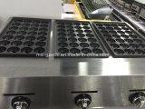 Restaurant Equipment Gaz 3 boulettes de poisson à tête Grill pour le commerce de gros