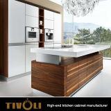 Cabinetry contemporaneo del Pantry di disegno di Tivoli il nuovo progetta il più bene gli armadi da cucina per il cliente moderni bianchi