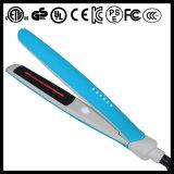 Утюг модного ультракрасного раскручивателя волос плоский (V189)