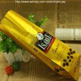 70g 100g 250g 500g 1kg 2kg Kaffee-verpackenbeutel-Ausdehnungs-Film-Plastiktasche