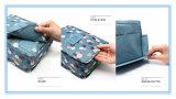 防水旅行キットのオルガナイザーの浴室の記憶の化粧品袋