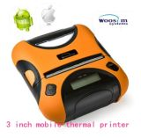 impressora móvel Android térmica portátil Woosim Wsp-I350 do recibo de 3 '' mini Bluetooth