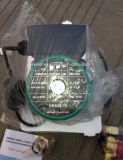 Bomba solar de aquecedor de água quente com cabeça máxima de 13 metros