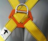 Plein matériel personnel de garantie de qualité supérieure de harnais de sûreté de protection d'automne de corps de 3 clips D