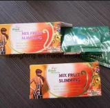 체중 감소 규정식 환약을 체중을 줄이는 혼합 과일