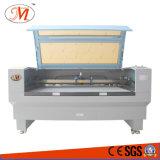 Cortador profissional do laser do couro com preço de grosso (JM-1610T-CCD)