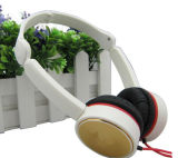 Rhinestone de cristal plegable plegable ligero giro auriculares auriculares Bluetooth