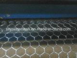 Lapin galvanisé plongé chaud prenant la compensation de fil hexagonale