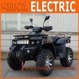 3000W 4X2 샤프트 드라이브 실용적인 전기 Quadricycles, Cuatriciclo