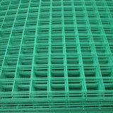 Cerca soldada PVC del acoplamiento de alambre para la yarda que cerca en venta