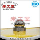 Верхний шарик сплава качества аттестованный ISO трудный для нефтедобывающей промышленности