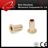 DIN7340 고품질 금관 악기 편평한 맨 위 관 리베트