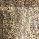 Speciaal Cork van de weven-Korrel van het Ontwerp Leer voor Schoen of Zakken (hs-M312)