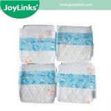 Serviettes bébé/coton avec des couches pour bébés jetables film PE Tôle arrière
