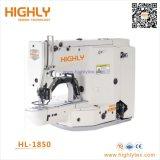 Hl-1850 haute vitesse barre à aiguilles unique virements Machine à coudre