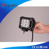 Offroad LED Lightbar 18W Driving Work Light Lamps para Trailer