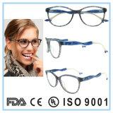 Forma de Eyewear do desenhador de Italy e frame ótico do acetato novo superior