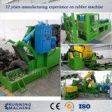 Reciclagem de pneus de resíduos de fábrica de máquinas de borracha em pó
