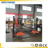 оборудование стоянкы автомобилей автомобиля портативного стального подъема стоянкы автомобилей автомобиля столба гаража 4 просто