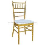 철 Chiavari 의자 결혼식 의자 옥외 연회 의자 Tiffany 의자