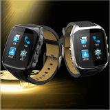Téléphone mobile Andriod Smart Watch avec montre Bluetooth 1g / 8g