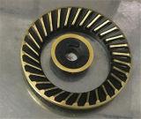 Bruciatore del ghisa con la stufa di gas di rame a spirale della protezione 100X120mm Jp-Gc226