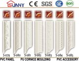 Popular Large Width PU Foam Cornice / Polyurethane Crown Molding in South-Africa