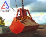 Грейферные ковши морского пехотинца насыпного груза изготовления электрические гидровлические