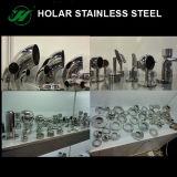 Barandilla de las escaleras del acero inoxidable de Holar con el tubo soldado fábrica de los accesorios