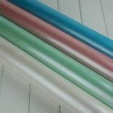 Papel de aluminio de sellado caliente para el papel de embalaje del ramo