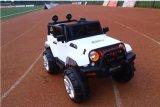Paseo al por mayor de un mando más a distancia del jeep de los niños del vehículo del bebé en los juguetes