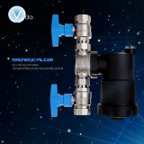 Avonflow 9000 Gauss Permanent-Magnet-magnetische Wasser-Filter für Haus